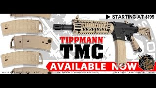 Маркер Tippmann TMC Air-thru Stock