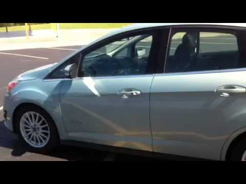 2013 C-Max Walk Around with Paul Skaggs (2 of 2)
