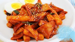 Quick & Easy Tteokbokki