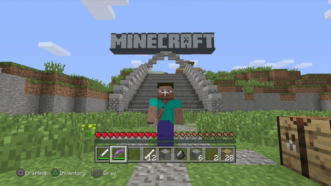 game play minecraft vs - photo #40