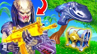The PREDATOR Challenge in Fortnite!