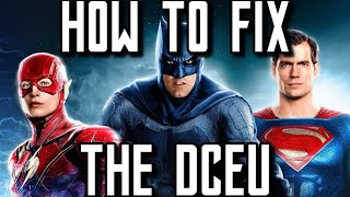 Film Fix:  The DC Extended Universe