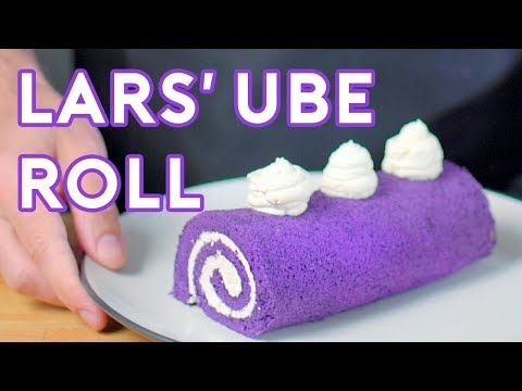 Binging with Babish: Ube Roll from Steven Universe