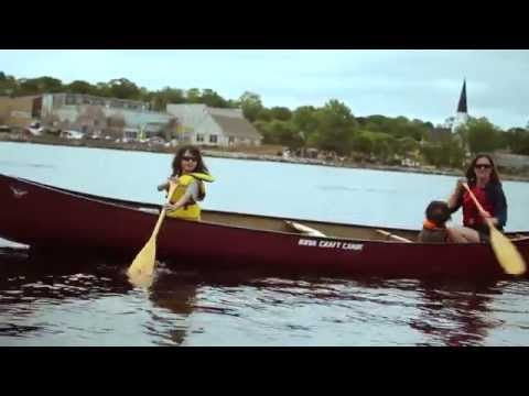 Coastal Paddling and Cycling, Queens County, Nova Scotia