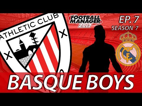 Basque Boys | S07E07 | FAMILIAR FACE, FAMILIAR FOE | Football Manager 2017