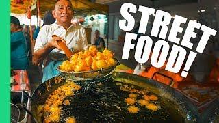 Insider MALAY STREET FOOD TOUR at Night Market Jalan TAR in Kuala, Lumpur!