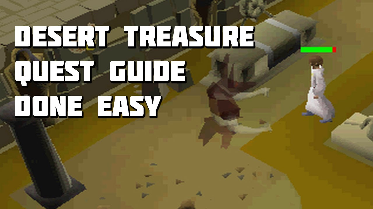 Rs desert treasure quest guide