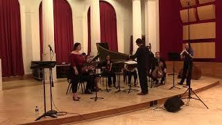 Carnegie Mellon Baroque Ensemble - Handel: Felicissima