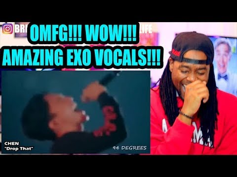 EXO'S AMAZING VOCALS | This Felt Like a Sing Off lol | REACTION!!!