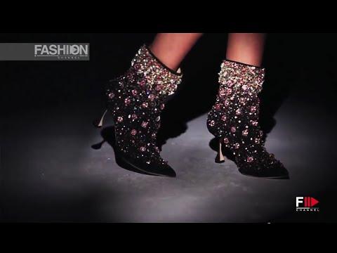 MANOLO BLAHNIK Falke ADV Campaign Fall 2015 by Fashion Channel
