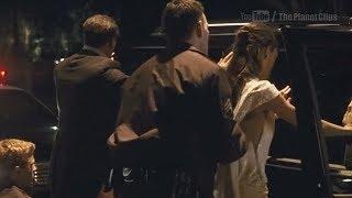 Matt Dillon Sexually Molested Thandie Newton   Crash (2004 film) Scene