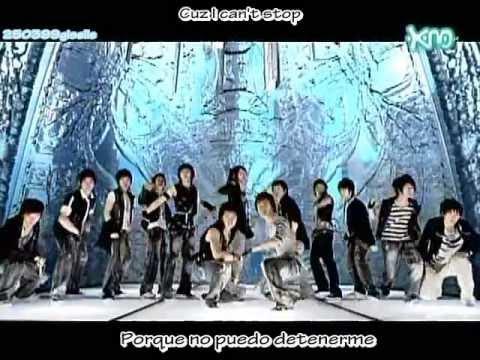 Super Junior  - U (Sub Español - Hangul - Romanización)