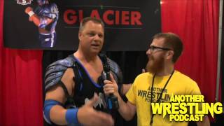 WCW Star Glacier Resurfaces In Costume, Talks Working At Full Sail University, His Movie Career