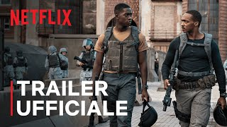 Outside the Wire | Trailer ufficiale | Netflix