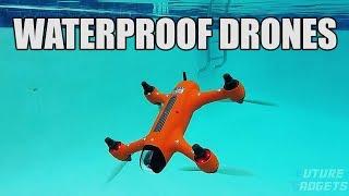 5 Best Waterproof Drones with Camera in 2019 🚀 Water Resistant Drones 😍