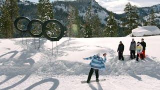 Mountain Top Snow Battle   Dude Perfect