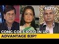 Race For Alliances: NDA Leads UPA?