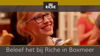 Hotel-Restaurant Riche - borrelen, uiteten, feesten en overnachten in het centrum van Boxmeer