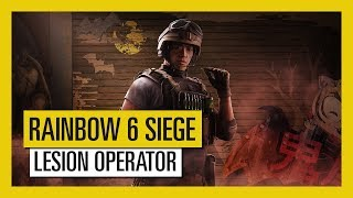 Rainbow Six Siege - Blood Orchid: Lesion Operator