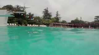 Press Democrat Video - Synchronized Swimming
