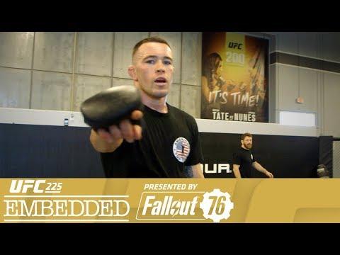 """UFC 225 Embedded, cz. 1: """"Jestem królem Brazylii."""""""