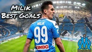 Milik - Best Goals - Welcome to Olympique de Marseille
