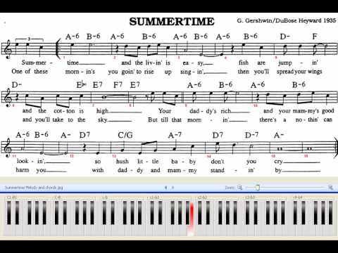 how to play summertime blues on bass
