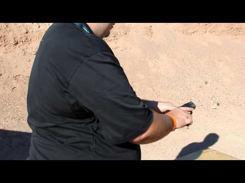 Introduction of the Springfield .45 XDS