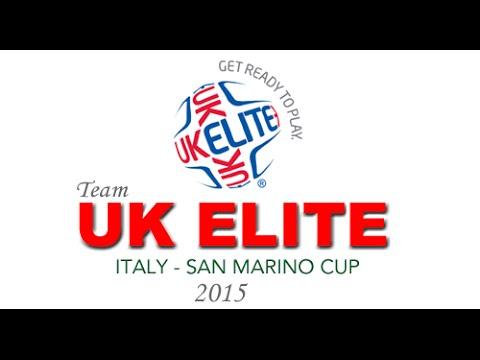 TEAM UK Elite International Tour Italy 2015
