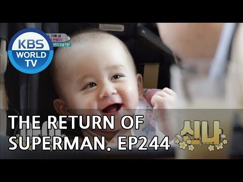 The Return of Superman | 슈퍼맨이 돌아왔다 - Ep.244: May Everyday Be Like Today [ENG/IND/2018.09.30]