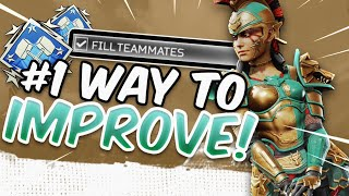 This Is Hands Down The #1 WAY TO IMPROVE At Apex Legends!
