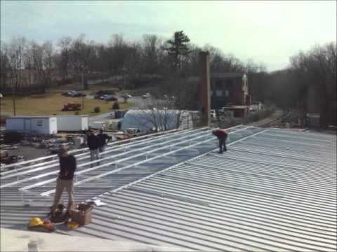 36 kW Commercial Solar Energy Install