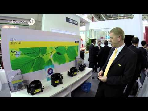 Exclusive interview with Lars Overgaard, Secop at China Refrigeration 2014