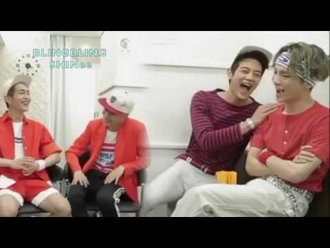 SHINee's Minho laughing..Very funny