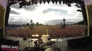 LONDON, ENGLAND Green Day Crowd Singing Bohemian Rhapsody - Hyde Park July 1st, 2017