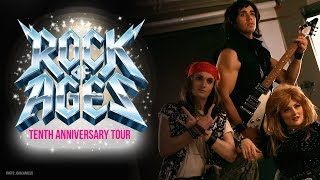 A Sneak Peek at the Tenth Anniversary Tour | Rock of Ages