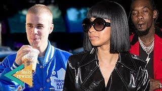Justin Bieber REACHING OUT To Selena Gomez For The Holidays! Offset's Side Chick PREGNANT! | DR