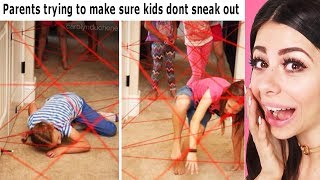 FUNNIEST KID vs. PARENT MOMENTS