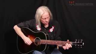 2003 Gibson Original Jumbo Reissue Demo by Danny Click for Peghead Nation