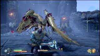 God of War: Sigrun, Alternate Strategy