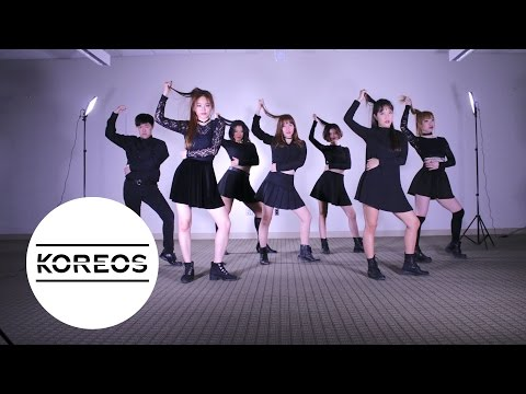 [Koreos] Dreamcatcher 드림캐쳐 - Chase Me Dance Cover 댄스커버