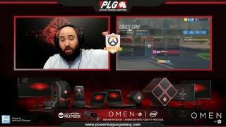 بطولة PLG الوطنية للعبة أوفرواتش المقدمة من Omen by HP و بقوة معالجات ...