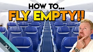 How to fly an EMPTY Aircraft!
