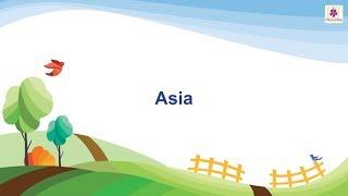 Asia | Social Studies For Kids | Periwinkle