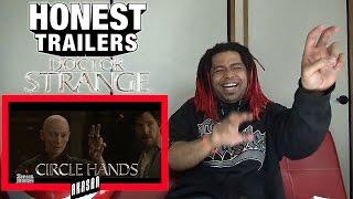 Honest Trailers - Doctor Strange   REACTION & REVIEW