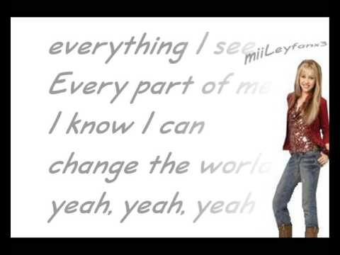 """I Got Nerve (From """"Hannah Montana""""/Soundtrack Version)"""