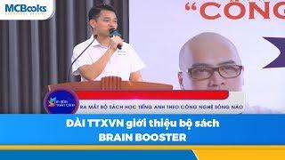Đài truyền hình Thông tấn xã Việt Nam review bộ sách Brain Booster