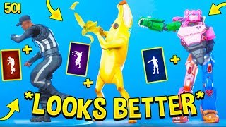 Fortnite Dances & Emotes Looks Better With These Skins #5 (Season 9)