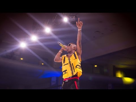 WIZKID Live at Castle Lite unlocks Lagos (FULL PERFORMANCE)