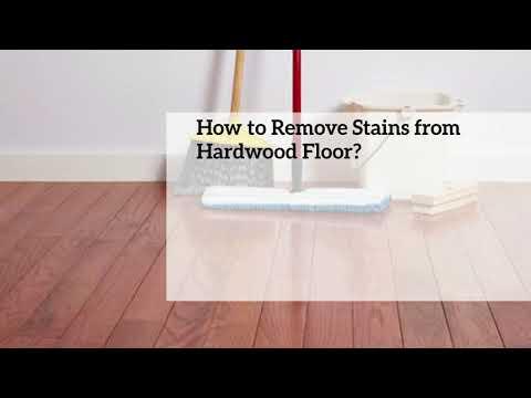 How to Clean Hardwood Flooring